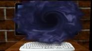 It's a portal!