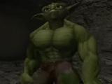 Hulk Yoda