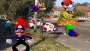 MariosFriendsBeingCrazy