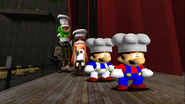 Mario's Hell Kitchen 249