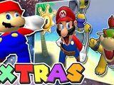 Mario's EXTRAS: Stupid Mario Sunshine
