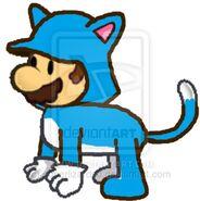 Cat SMG4