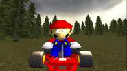 If Mario was in... Deltarune 015