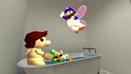 SMG4 Mario The Scam Artist 006