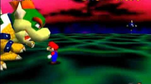 Super Mario 64 Bloopers: Mario's Guide to Defeating Bowser