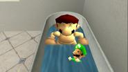 Mario The Scam Artist (SMG4 Merch Store 16)