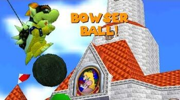 A SM64 parody Bowser Cyrus - Wrecking Ball