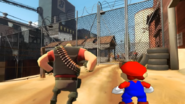 If Mario was in...Team Fortress 2 1-52 screenshot