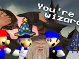 Super Mario 64 Bloopers: Spells n' Wiztards