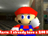 SMG4: If Mario was in... Baldi's Basics/Gallery