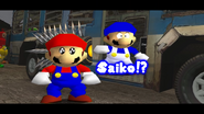 SMG4 Mario and the Waluigi Apocalypse 101