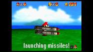 Clone's missile
