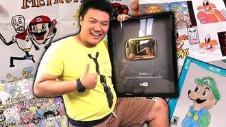 GOLDEN PLAY BUTTON, DANK MEMES AND A NEW GAME! - Smg4 Mail Time -8