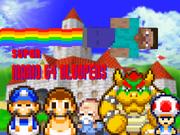 Super mario 64 bloopers banner by koopermatt-d7f2xde
