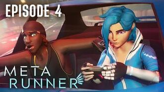 META RUNNER - Season 1 Episode 4 Sequence Break Glitch Productions