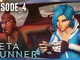 META RUNNER - Season 1 Episode 4: Sequence Break