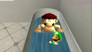 Mario The Scam Artist (SMG4 Merch Store 07)