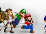SMG4's Gang
