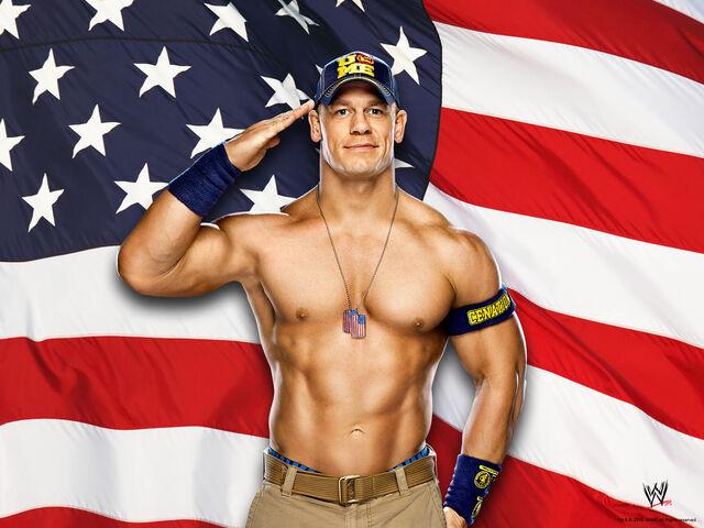 Image WWEJohnCenaWallpaperAmericanFlagjpg