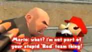If Mario was in...Team Fortress 2 1-2 screenshot