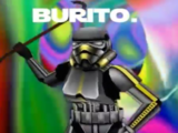 Burrito-obsessed Stormtroopers