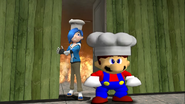 Mario's Hell Kitchen 156
