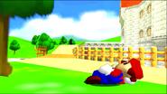Mario and the Anime Challenge 004
