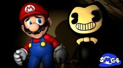 SMG4 BENDY and the SPAGHETTI MACHINE