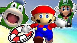 Mario the LIFEGUARD