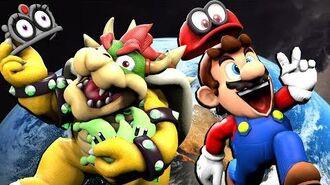 SMG4 Stupid Mario Odyssey 2