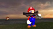 Mario's Big Chungus Hunt 231