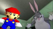 Mario's Big Chungus Hunt 268