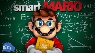 SMG4 Smart Mario