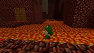 Baby Luigi's Last Swim