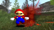 Mario's Big Chungus Hunt 135