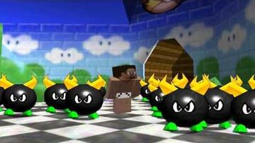 Super mario 64 bloopers Boil the Big Bully