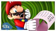 Mario Does the Chores
