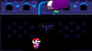 If Mario was in... Deltarune 128