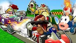 R64 Stupid Mario Kart