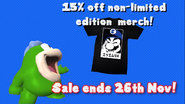 The Mario Concert (Merch Promo 02)