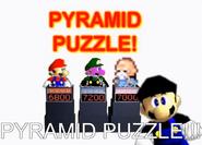 Pyramid Puzzle!
