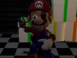 Animatronic Mario