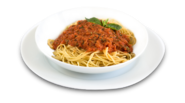 Spaghetti classic tomato basil