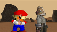 If Mario Was In... Starfox (Starlink Battle For Atlas) 109