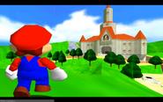 Mario to Castle