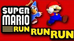 SM64: Super Mario RUN RUN RUN! | SuperMarioGlitchy4 Wiki