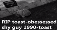 ToastIsDead