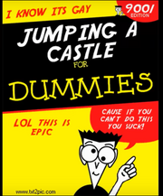 Jumping a castle for dummies