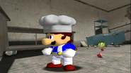 Mario's Hell Kitchen 163