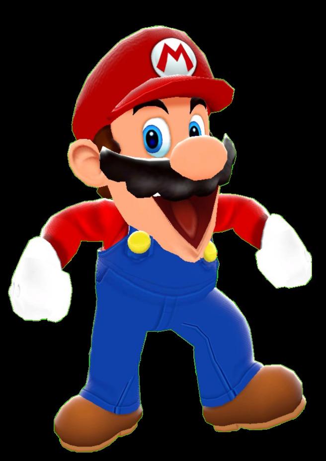 Mario Supermarioglitchy4 Wiki Fandom Powered By Wikia
